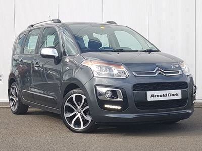 used Citroën C3 Picasso 1.6 HDi 8V Selection 5dr