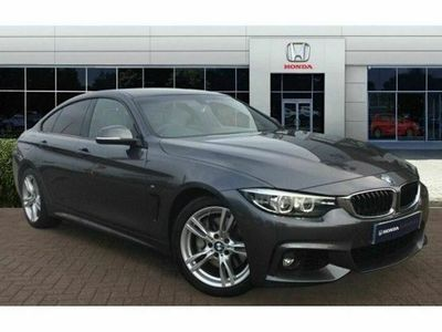 used BMW 440 4 Series Gran Coupe 3.0 i GPF M Sport Gran Coupe Auto (s/s) 5dr