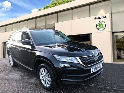 used Skoda Kodiaq 2.0TDI (150ps) SE (5 seats) SCR DSG SUV