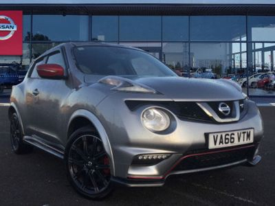 used Nissan Juke 1.6 Dig-T Nismo Rs 5Dr