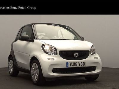 used Smart ForTwo Coupé 1.0 Pure 2Dr