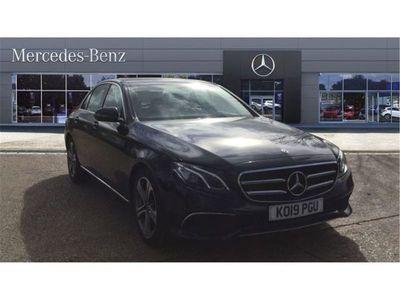 used Mercedes E220 E CLASS 2019 BeaconsfieldSE 4dr 9G-Tronic Diesel Saloon