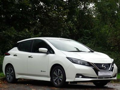 used Nissan Leaf 110Kw Acenta 40Kwh 5Dr Auto