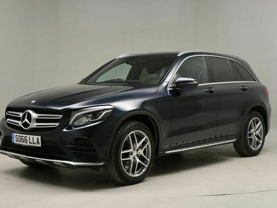 used Mercedes 220 GLC GLC4Matic AMG Line Premium 5dr 9G-Tronic For Sale Reg:SO66 LLA