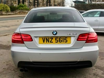 used BMW 325 3-Series Coupe i M Sport (2010) 2d Step Auto