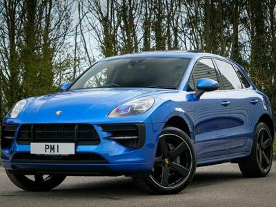 used Porsche Macan 3.0T V6 S PDK 4WD (s/s) 5dr