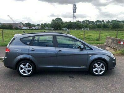 used Seat Altea XL 1.6 TDI CR ECOMOTIVE S COPA 5d 105 BHP