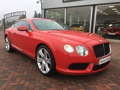 used Bentley Continental GT Continental 2013V8 Coupe 2013