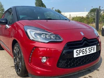 used DS Automobiles DS3 1.6 BlueHDi DSport (s/s) 3dr
