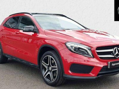 used Mercedes GLA250 4MATIC AMG LINE PREMIUM PLUS