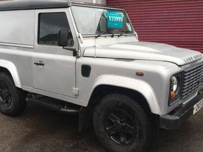 used Land Rover Defender DIESEL MANUAL SUV