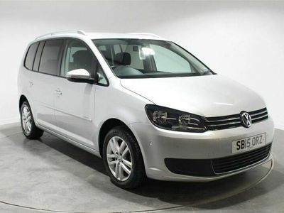 used VW Touran 1.6 TDI 105 BlueMotion Tech SE 5dr DSG