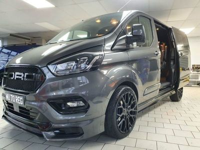 used Ford 300 Transit Custom 2.0LIMITED L1H1 SWB 185 MANUAL DCAB CONVERSION RS SPORT 5-Door