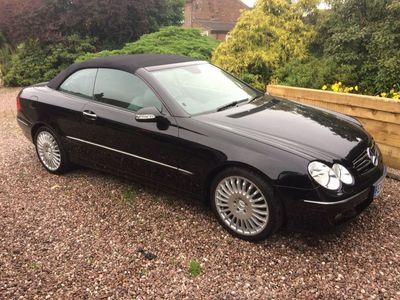 used Mercedes CLK350 CLK 3.5Avantgarde Cabriolet 7G-Tronic 2dr