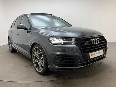 used Audi SQ7 Vorsprung 4.0 TDI quattro 435 PS tiptronic