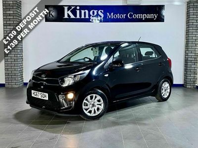 used Kia Picanto 1.2 2 5dr NEW MODEL, 10,695 Miles ONLY,