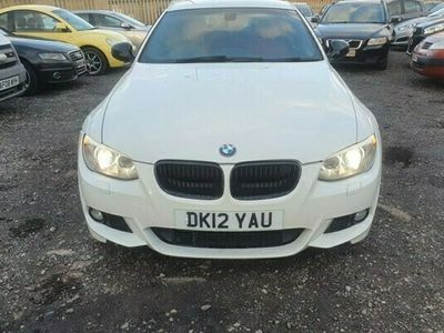 used BMW 325 3 Series 3.0 D SPORT PLUS EDITION 2d 202 BHP Auto 2-Door