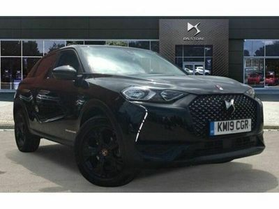 used DS Automobiles DS3 Crossback 1.5 BlueHDi Performance Line 5dr Diesel