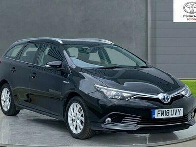 used Toyota Auris Hybrid 1.8 VVT-i HSD Icon Tech Touring Sport