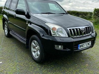 used Toyota Land Cruiser 3.0 D-4D LC5 5dr