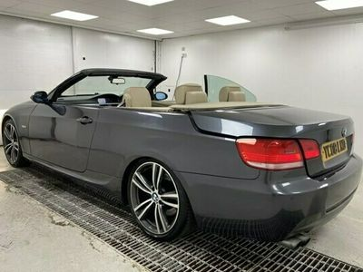 used BMW 330 3-Series Convertible i M Sport 2d Auto