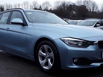 used BMW 320 3-Series Touring d Efficient Dynamics 5d Step Auto
