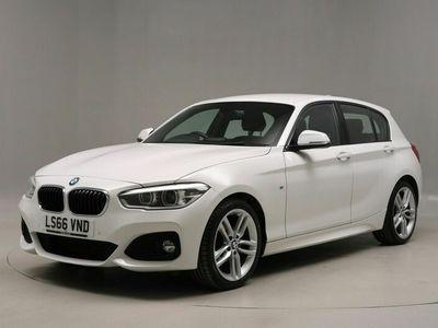 used BMW 118 1 Series i [1.5] M Sport 5dr [Nav] For Sale Reg:LS66 VND