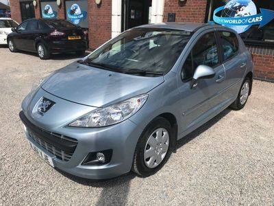 used Peugeot 207 1.4 HDi FAP Active 5dr