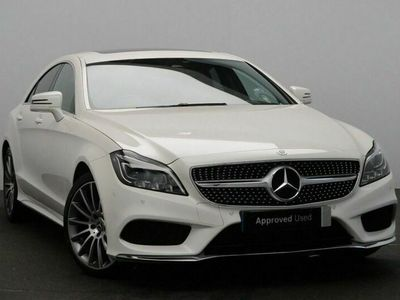 used Mercedes CLS220 CLSAMG Line Premium 4dr 7G-Tronic