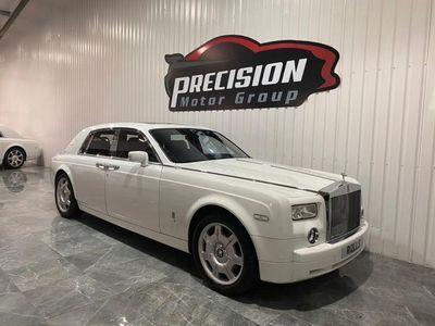 used Rolls Royce Phantom 6.7 Limousine 4dr Petrol Automatic (385 g/km, 453 bhp)