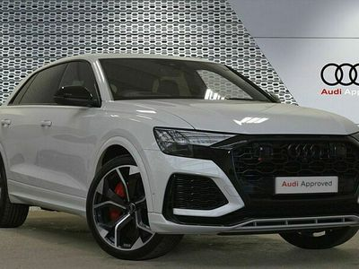 used Audi RS Q8 Vorsprung 600 PS tiptronic