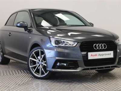 used Audi A1 Black Edition 1.4 TFSI 150 PS 6 speed 3-Door