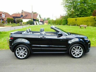 used Land Rover Range Rover evoque 2.0 TD4 HSE Dynamic Auto 4WD (s/s) 2dr