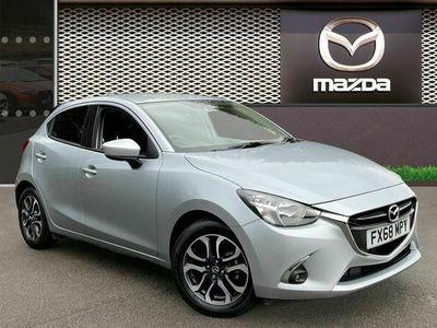 used Mazda 2 1.5 Skyactiv G Sport Nav+ Hatchback 5dr Petrol Auto (s/s) (90 Ps)