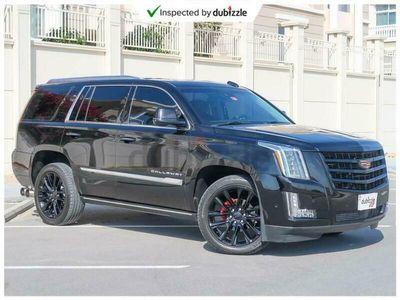 used Cadillac Escalade Callaway Edition
