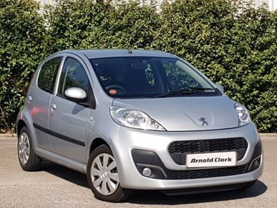 used Peugeot 107 1.0 Active 5dr