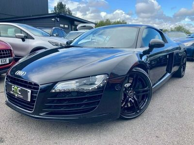 used Audi R8 Coupé 4.2 QUATTRO Manual 2d 420 BHP **£10k of Spec - Sports Exhaust - Full Servic