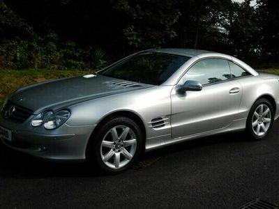 used Mercedes SL500 SL SeriesAuto 2-Door
