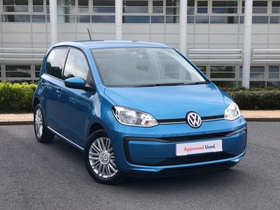 used VW up! 1.0 Move5dr