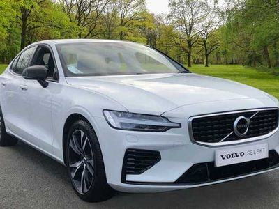 used Volvo S60 III - T8 Twin Engine AWD R-Design Plus Automatic (LED Headlights, Navigation, Full Leather)