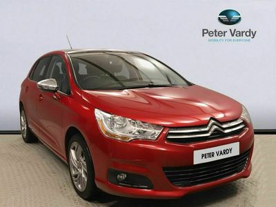 used Citroën C4 Diesel 1.6 e-HDi [115] Selection 5dr