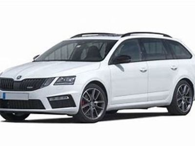 used Skoda Octavia Estate (2017) 2.0 TDI (150PS) SE L 5dr