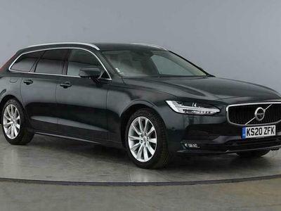 used Volvo V90 D4 Momentum Plus (Xenium, Winter, BLIS, Dark Tints) 2.0 5dr
