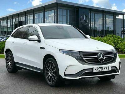 used Mercedes EQC ESTATE