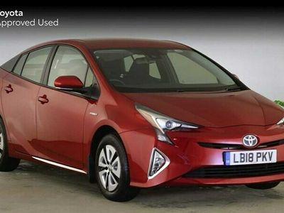 used Toyota Prius 1.8 VVTi Business Edition 5dr CVT
