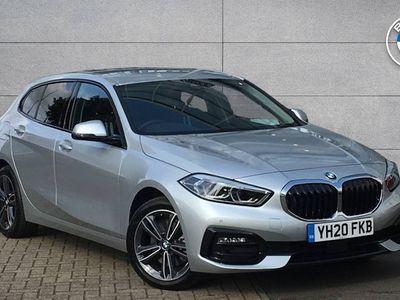 used BMW 118 i Sport
