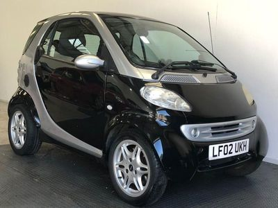 used Smart ForTwo Coupé 0.6 City Passion Hatchback 3dr Petrol Automatic (115 g/km, 54 bhp)