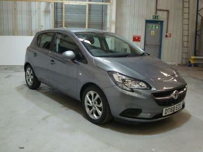 used Vauxhall Corsa 1.4i ecoTEC Sport Hatchback 5dr Petrol (75 ps)