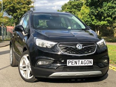 used Vauxhall Mokka X 1.4 16V TURBO 140PS GRIFFIN PLUS 5DR hatchback special editions