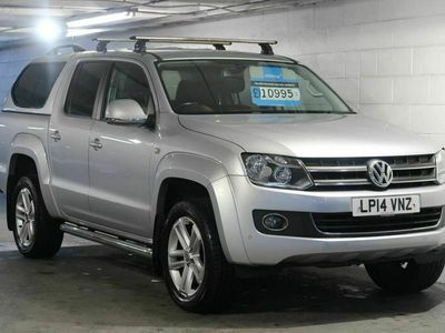 used VW Amarok 2.0 BiTDI BlueMotion Tech Highline Per Pickup 4MOTION 4dr